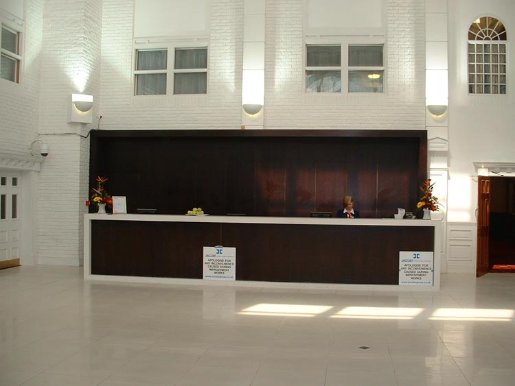 Reception Desks | Reception Counters | Hotel Furniture | Furniture ...